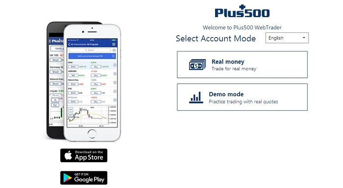 Plus500 WebTrader Review